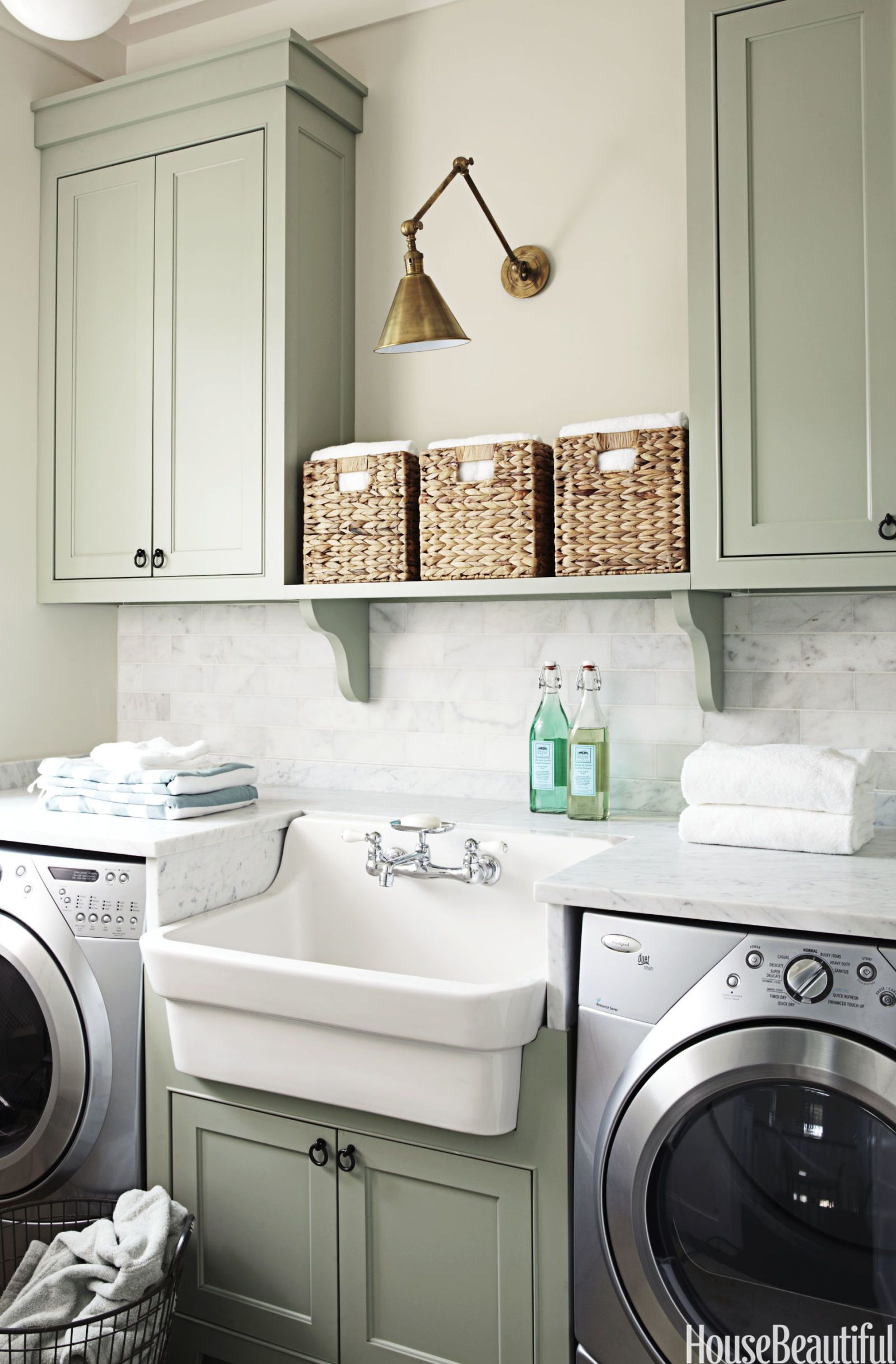 23 Small Laundry Room Ideas Storage Tips