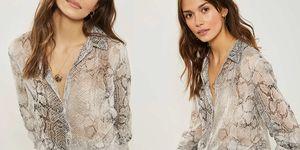 Mint Velvet shirt