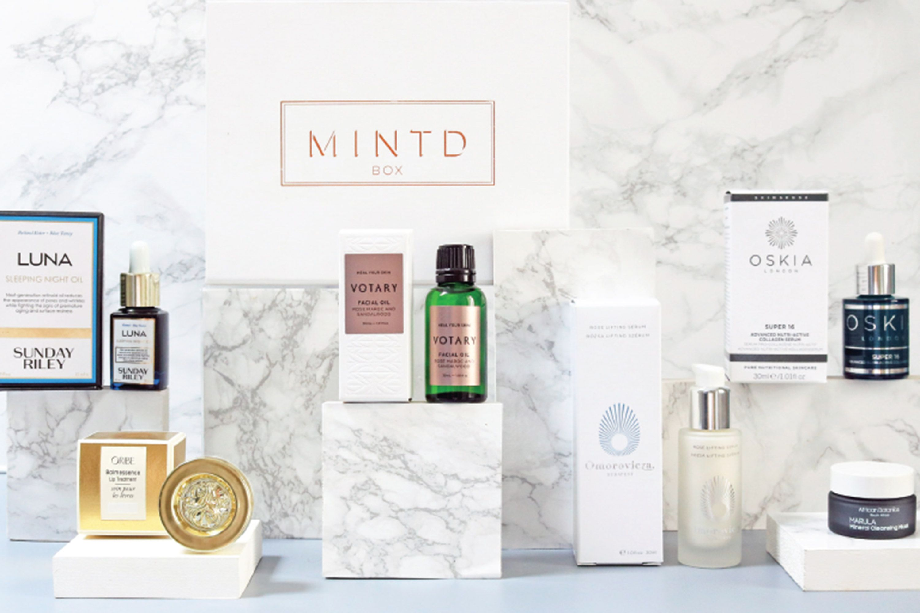 Mintd subscription box