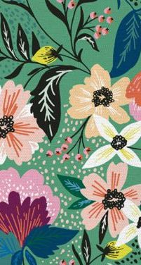 Green, Flower, Pattern, Plant, Leaf, Botany, Illustration, Design, Wildflower, Spring,
