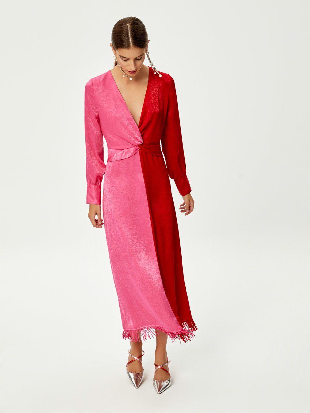 mas fiable tienda de liquidación nueva apariencia 32 vestidos de invitada de boda de firma española que están ...
