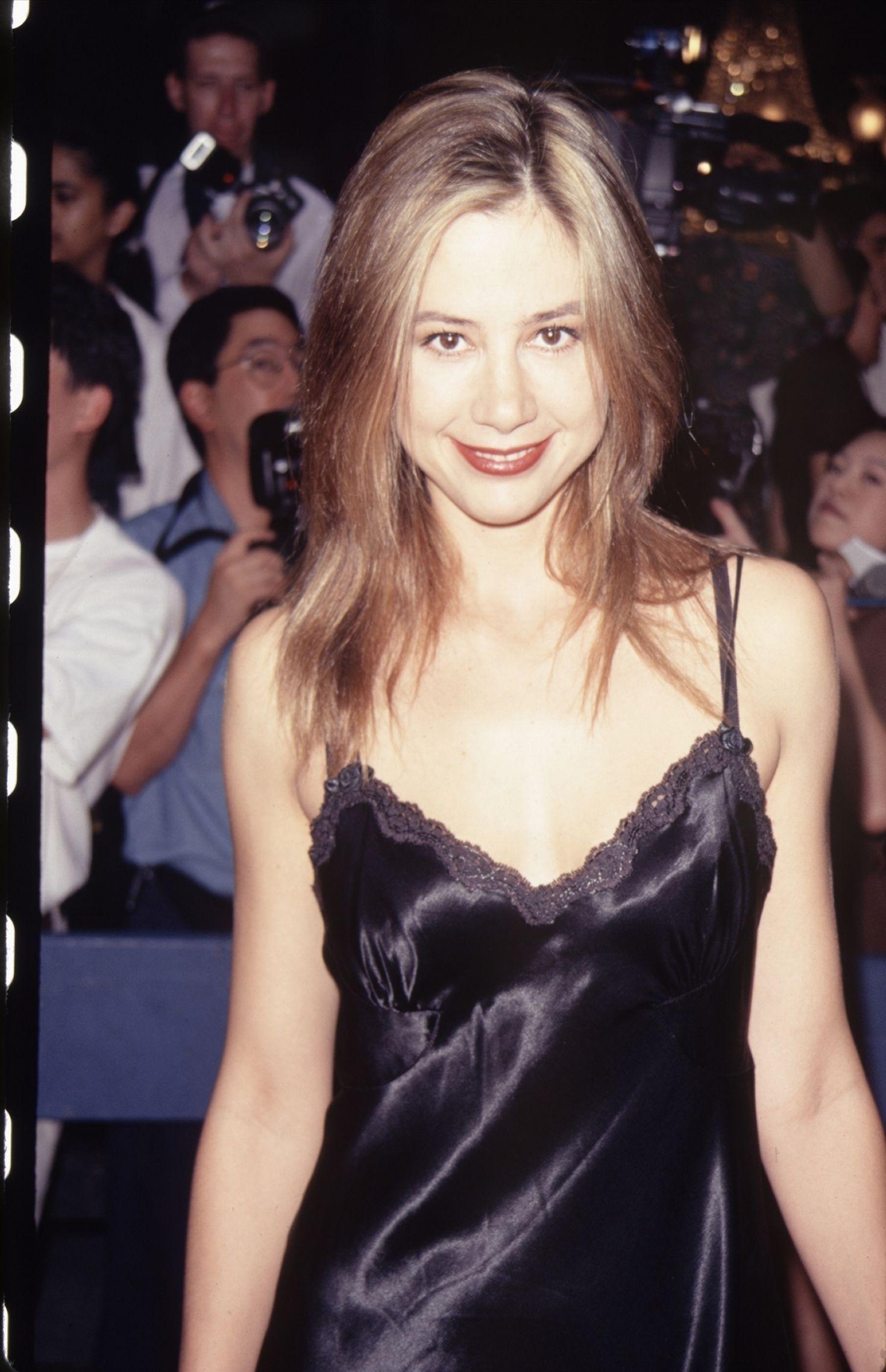 Mira Sorvino, 1995