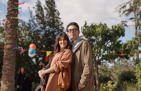 Eva Ugarte y Berto Romero en Mira lo que has hecho