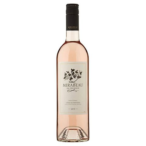 cheap rosé wine
