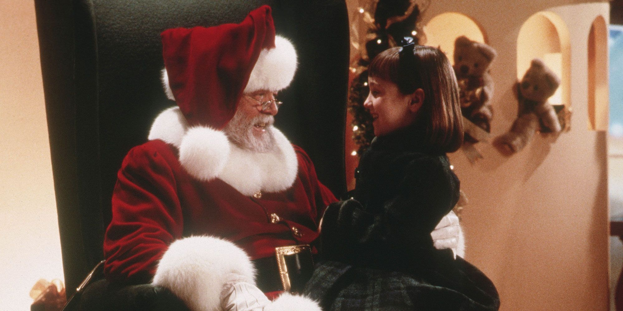 Santa - Miracle on 34th street
