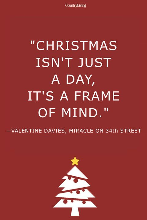 Miracle on 34th Street Merry Christmas Wishes