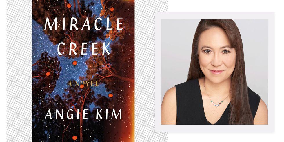 Angie Kim Tears the