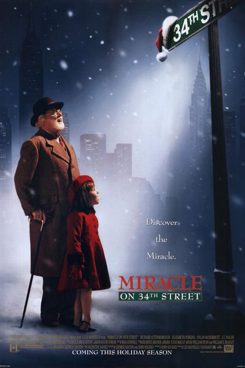 thanksgiving movies disney plus miracle on 34th street
