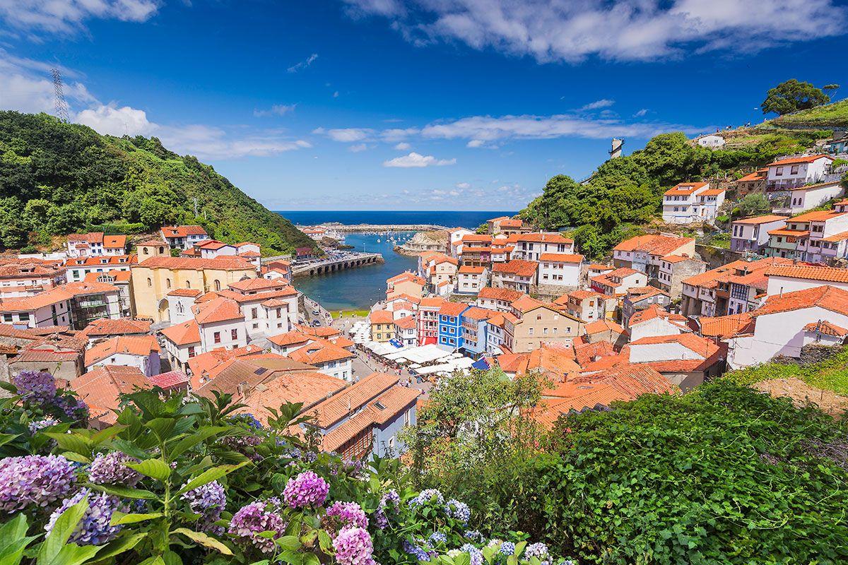 Mirador Cudillero Asturias