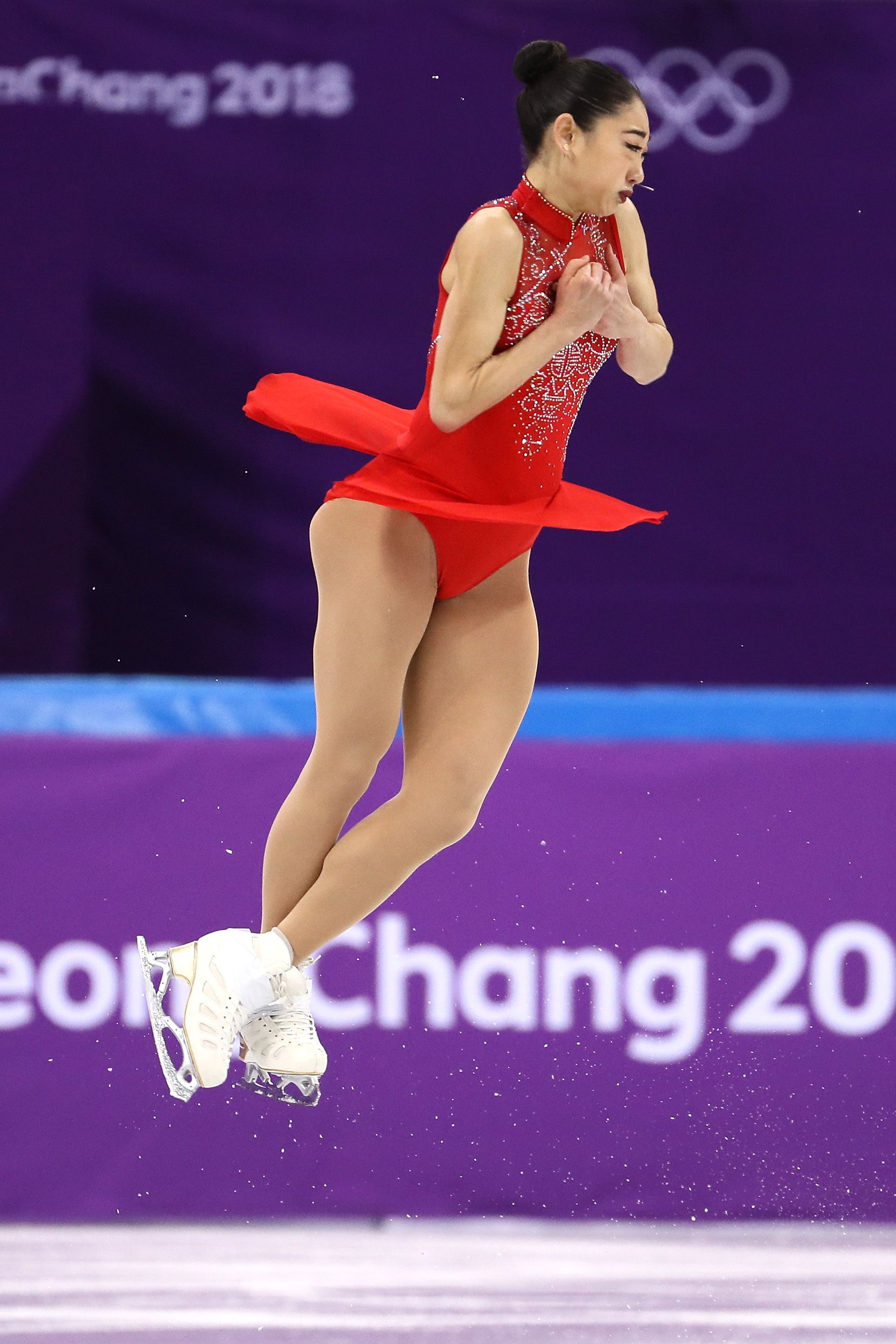 History-Making Figure Skater Mirai Nagasu Talks Life After the Olympics