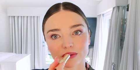 2ee17e7f8592 Miranda Kerr wedding makeup  The exact products she used