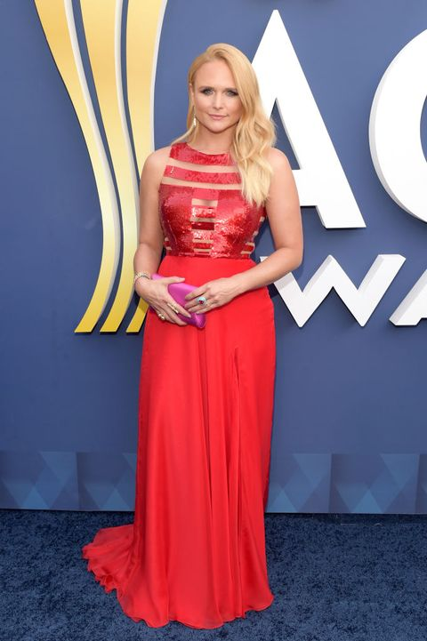 acm awards red carpet looks