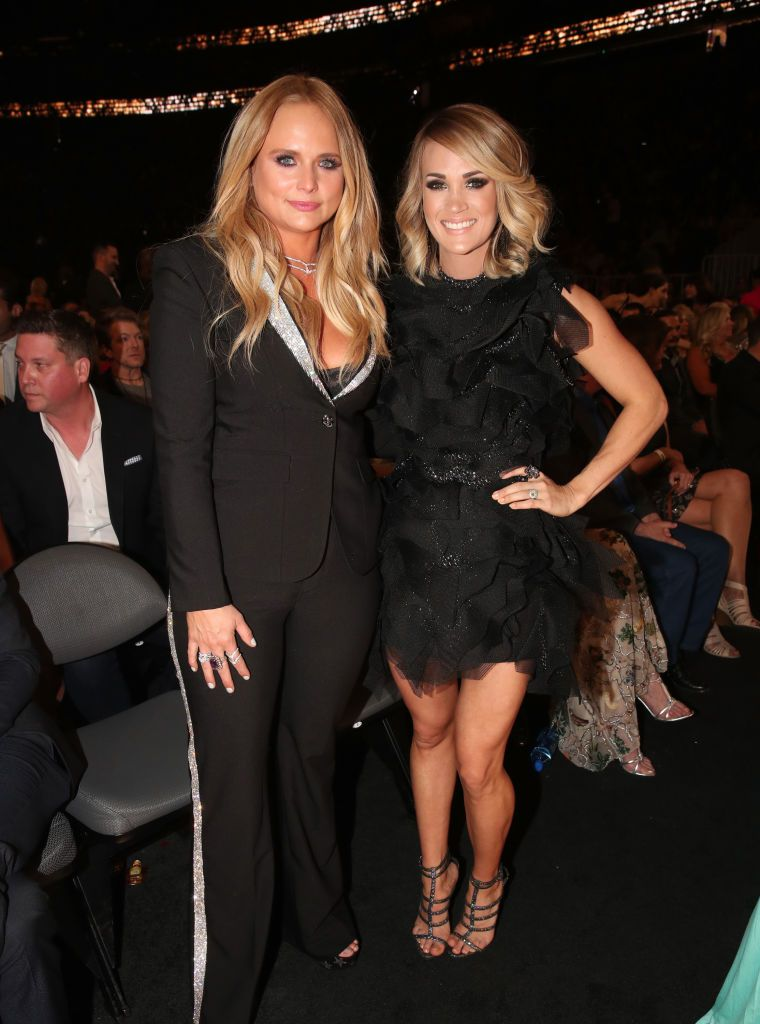 Miranda Lambert Posted a Passionate Message About Carrie Underwood and the CMAs