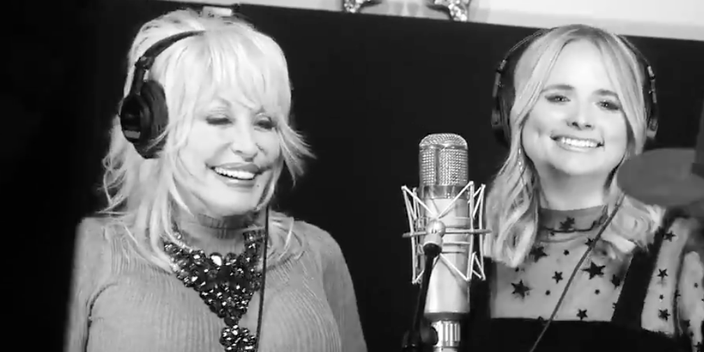 miranda lambert dolly parton dumb blonde duet