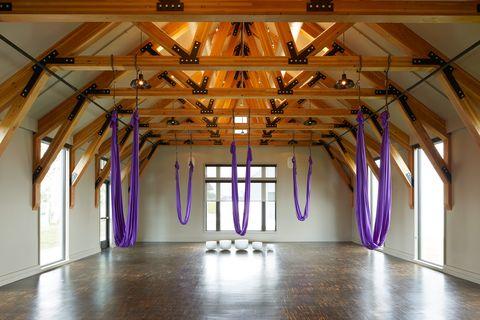 yoga barn, miraval berkshires