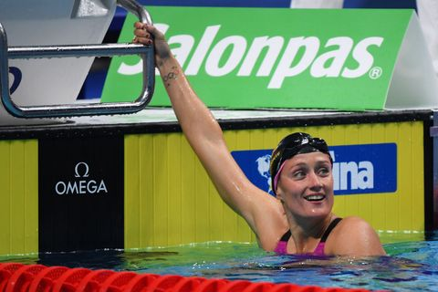 FINA Swimming World Cup Budapest - Day 3
