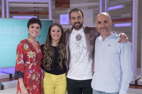 Saber vivir regresa a La 2 con miriam moreno de presentadora