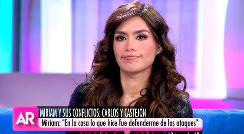 Miriam Saavedra Ana Rosa
