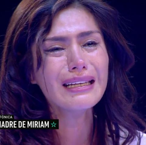 Miriam Saavedra consigue hablar con su madre en 'GH VIP 6'
