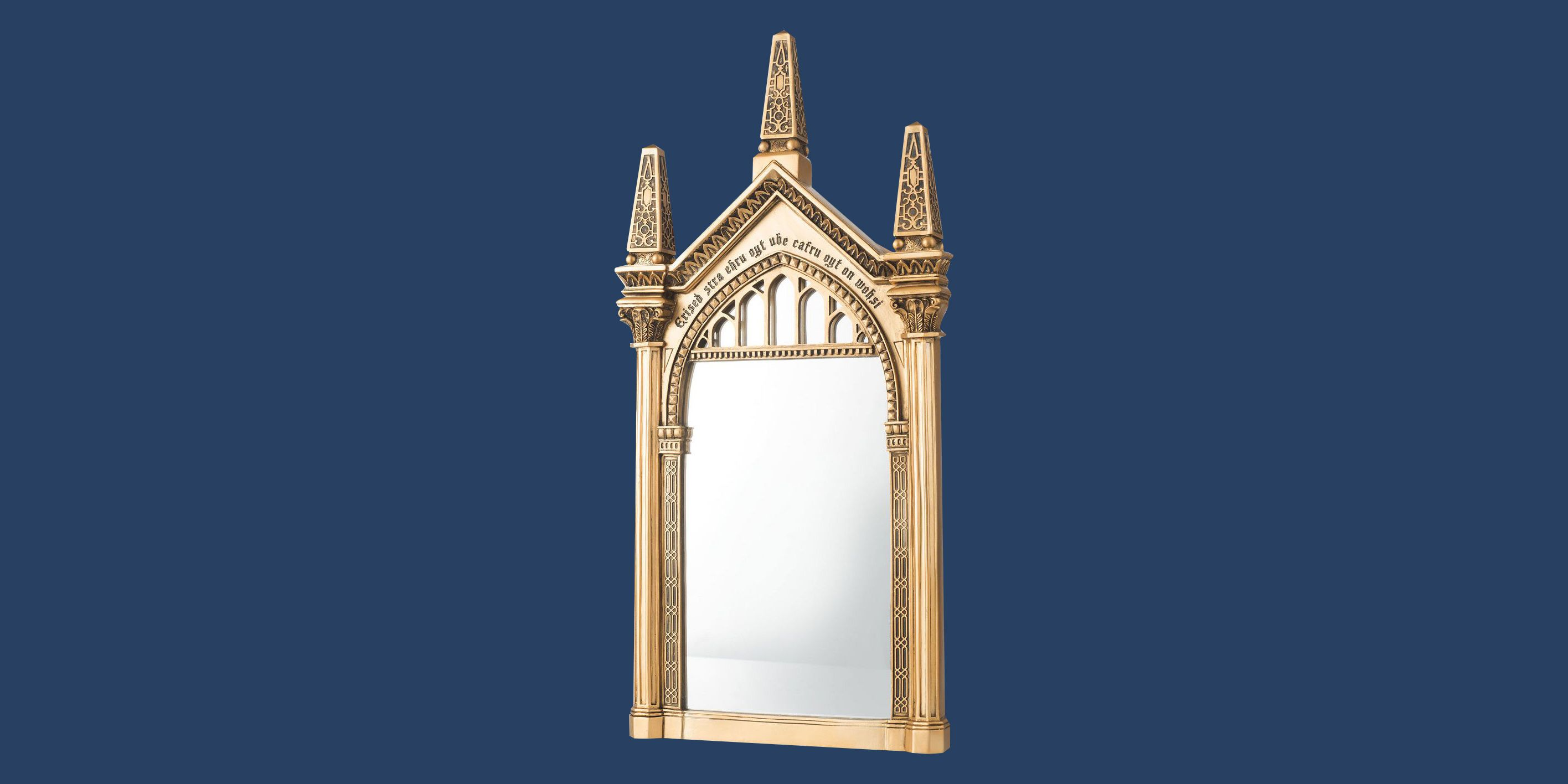 Harry Potter Fans Can See Their Hearts' Desires With This Erised Mirror from Target