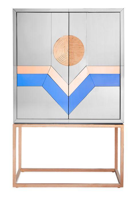 Mirrored Furniture Design Contemporary Mirror Glass