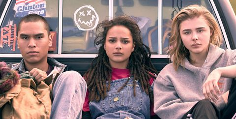 PosterThe miseducation of Cameron Post