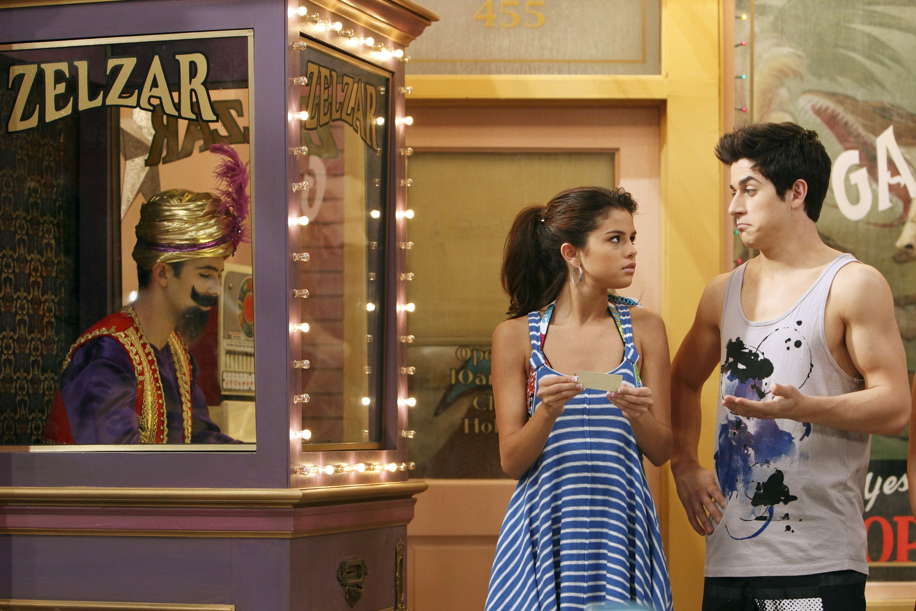 David Henrie and Selena Gomez Have 'Wizards of Waverly Place' Reboot Idea