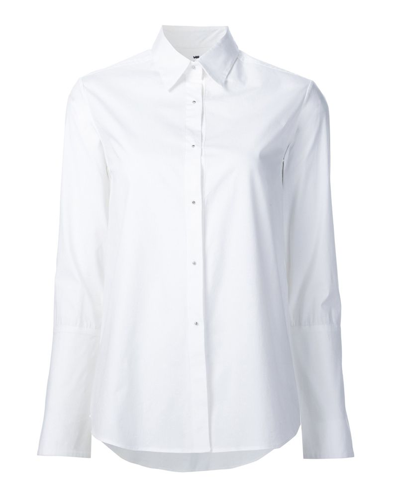 Misha Nonoo white shirt meghan markle fashion