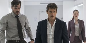 Mision Imposible Fallout Tom Cruise