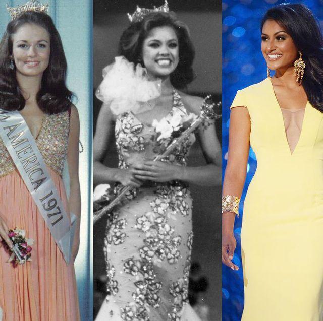 miss america winners list