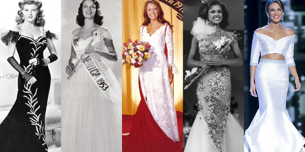 See Miss America Evening Gown Photos – Best Miss America Pageant ...