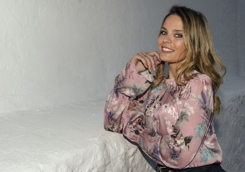 Miss Malaga Maria Sanchez