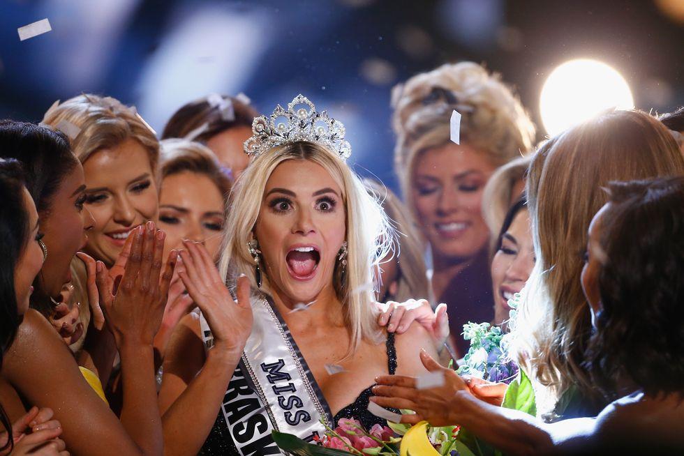 Miss Nebraska wins Miss USA 2018 (cosmopolitan.com)