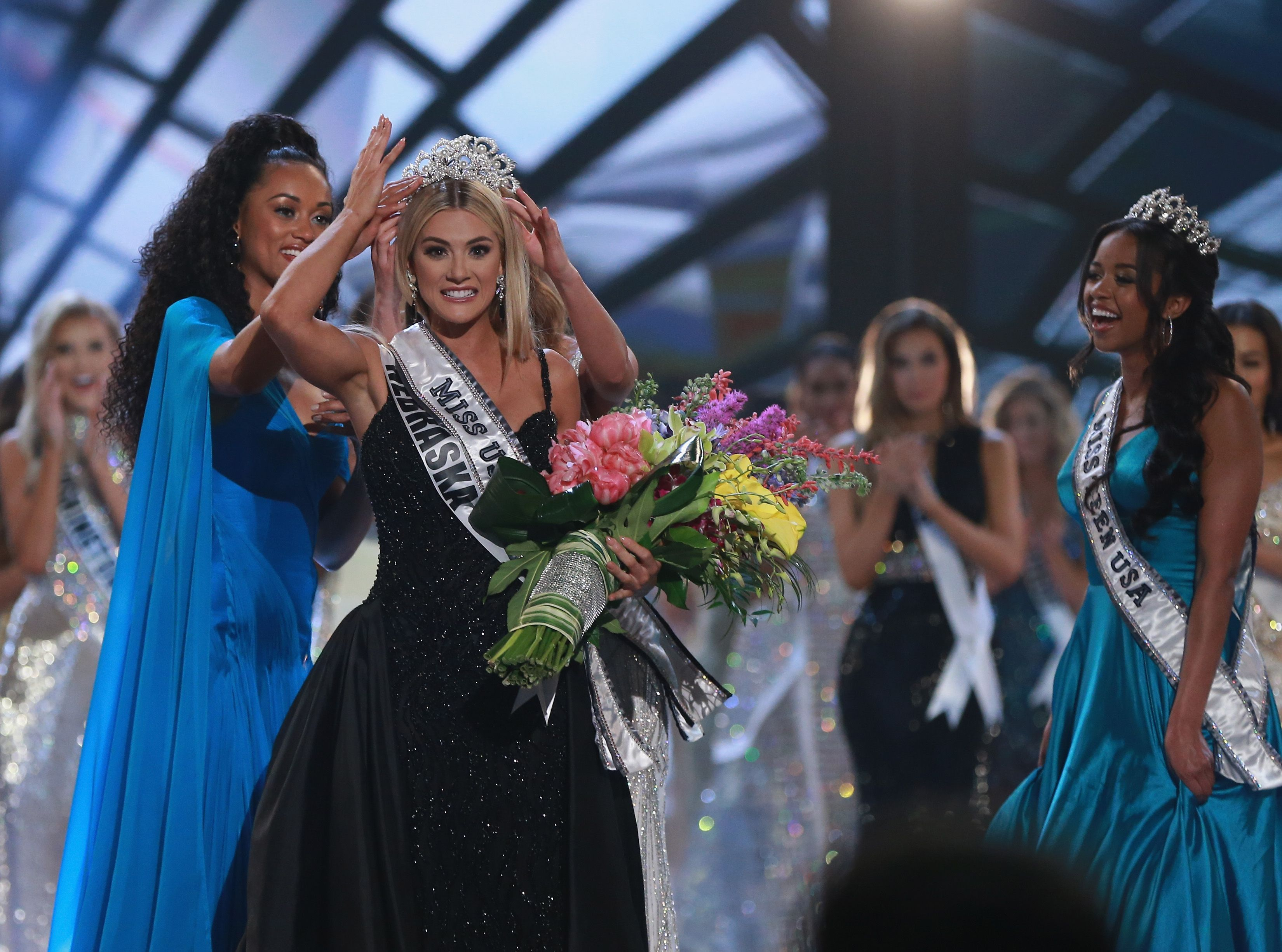 Miss Teen USA sexe scandale