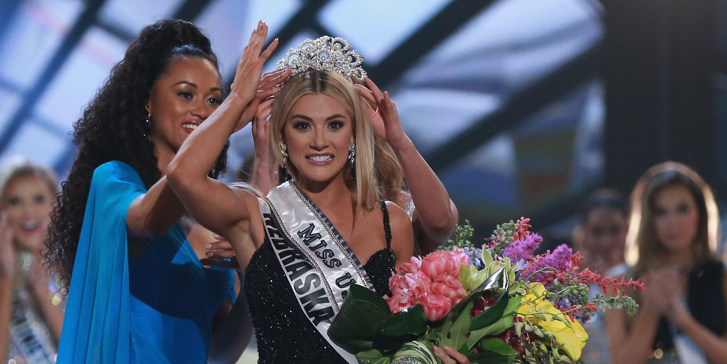 The Internet Is Pissed at Miss USA for Mocking Miss Vietnam in This Racist Video