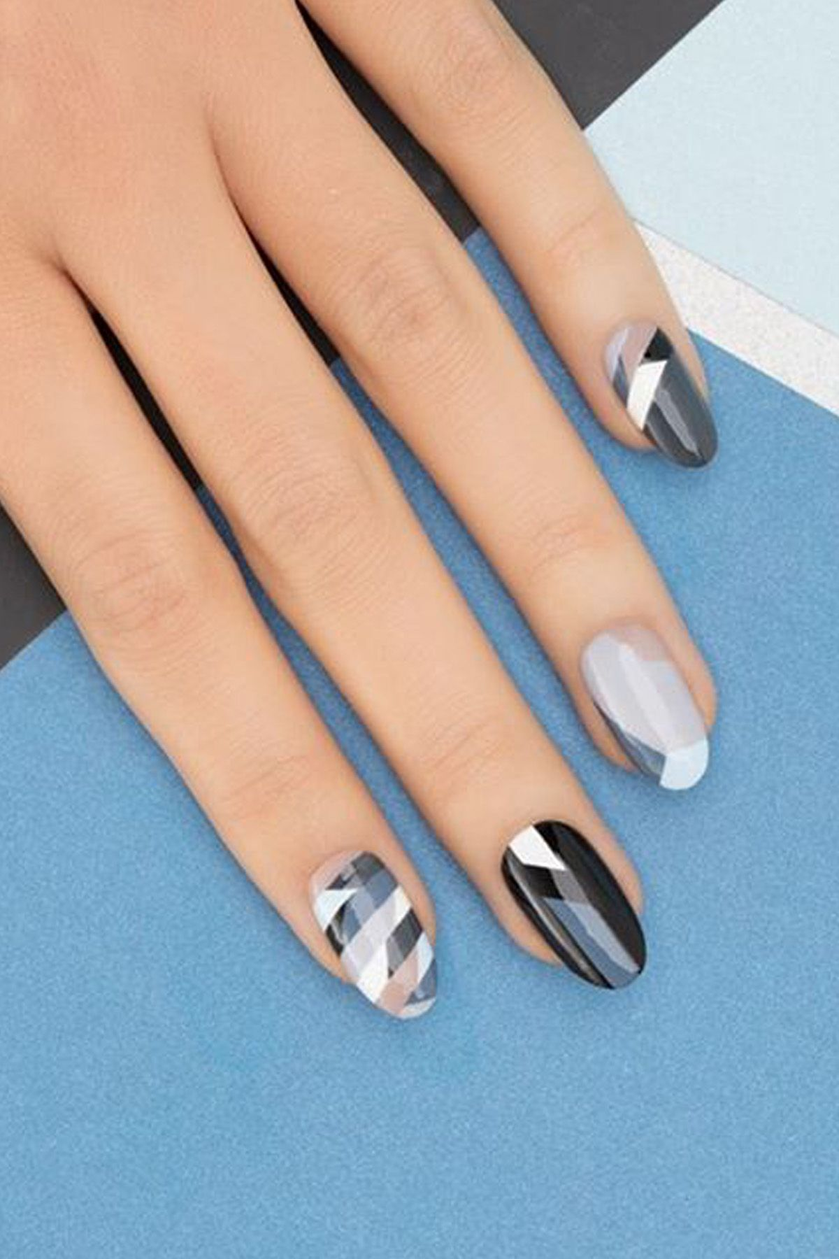 20 Best Nail Designs For 2018 Top Nail Design Ideas Trends