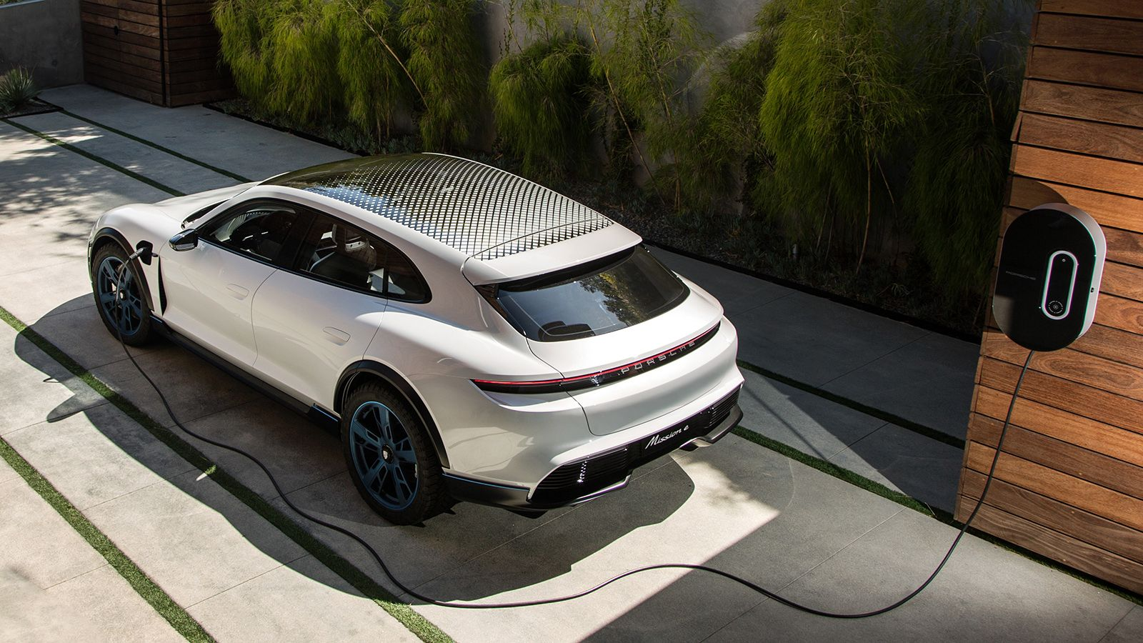 Porsche Taycan Cross Turismo Delayed Report Says