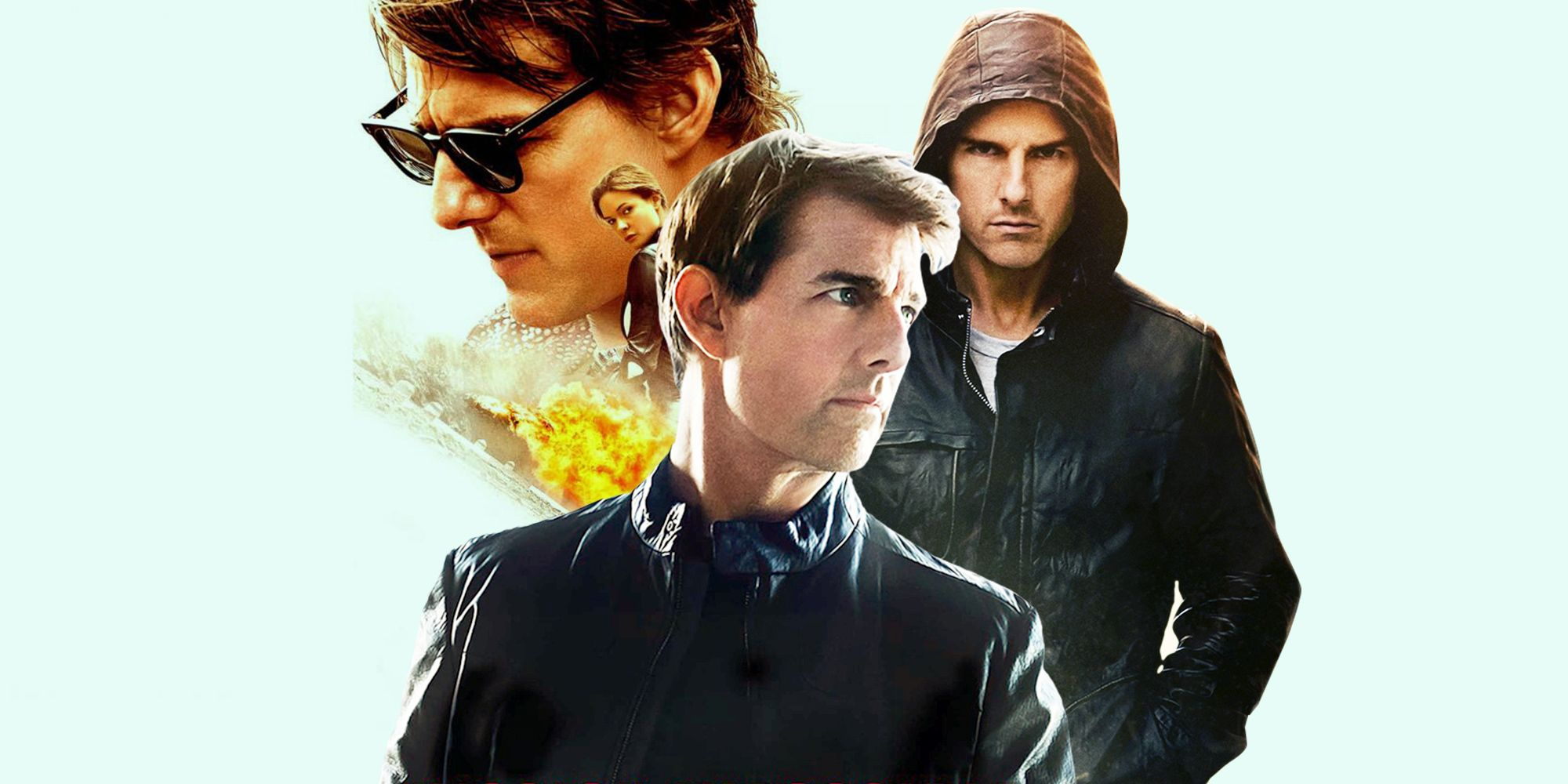 Every Mission: Impossible Movie Ranked