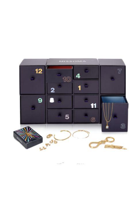 jewellery advent calendar 2020