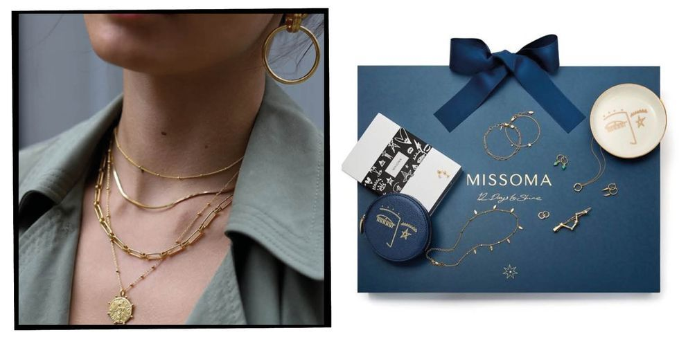 Missoma's Coveted Jewellery Advent Calendar Is Finally Here