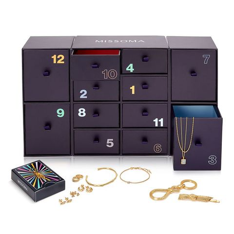 jewellery advent calendars 2020