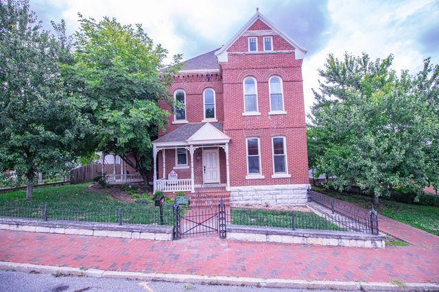 red brick jail house