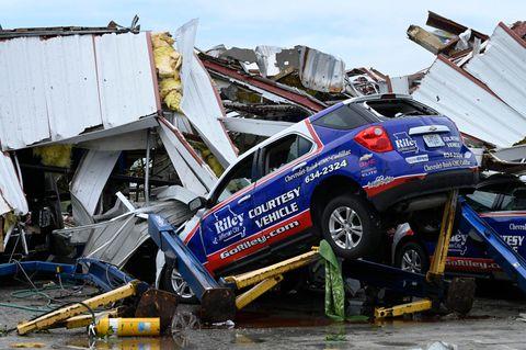 tornadoes missouri
