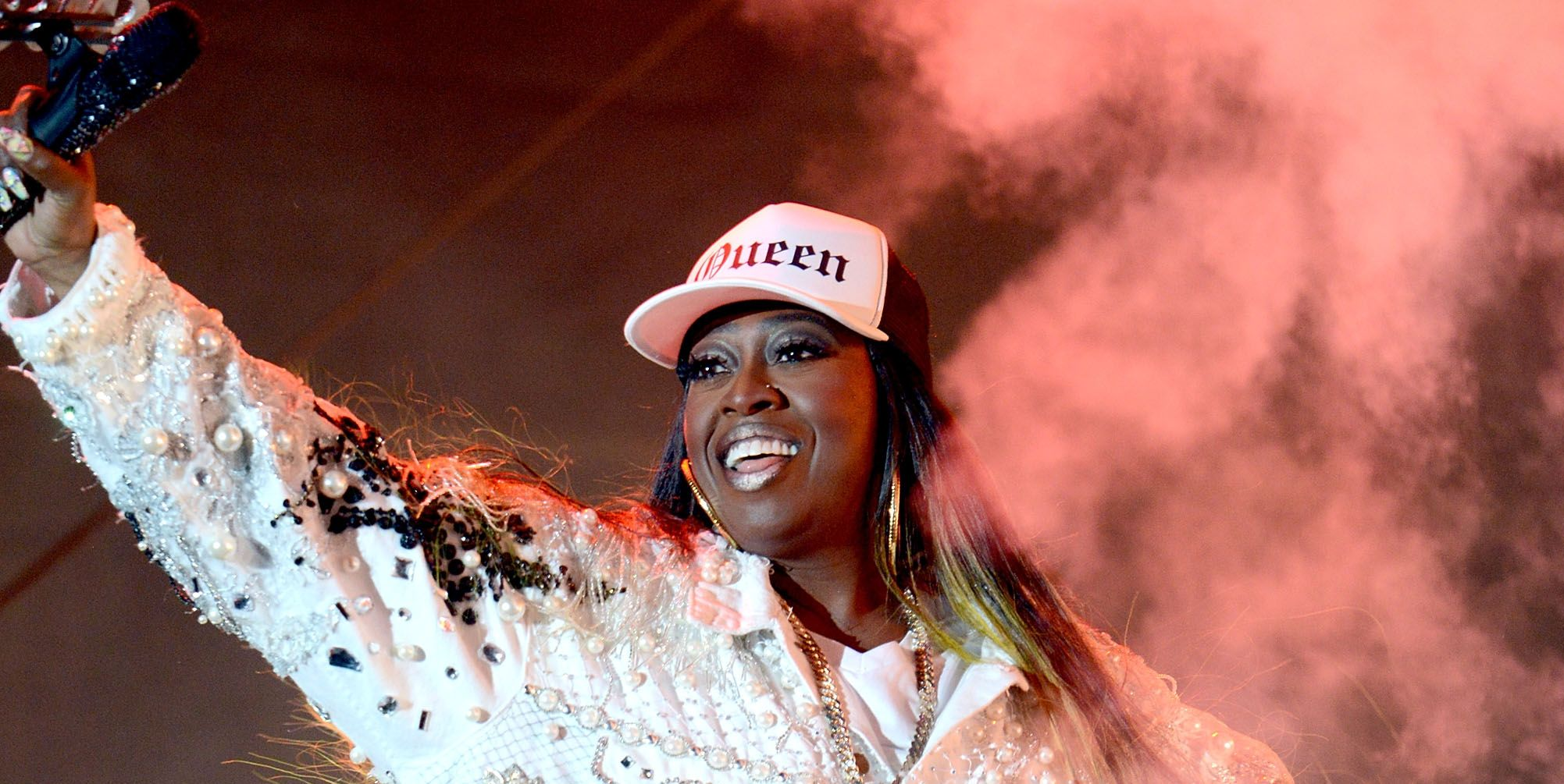 There's Now A Petition To Replace A Confederate Statue with Missy Elliott