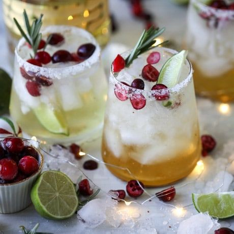 40+ Christmas Cocktails to Toast to the Holidays