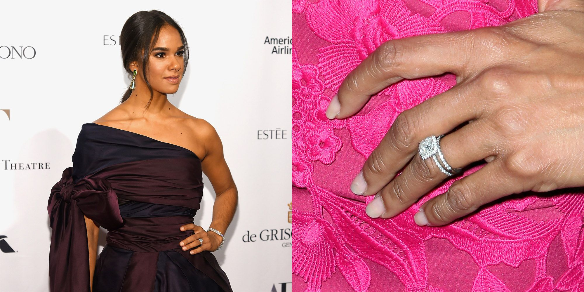 Stunning Celebrity Engagement Rings - Biggest and Best Engagement ...