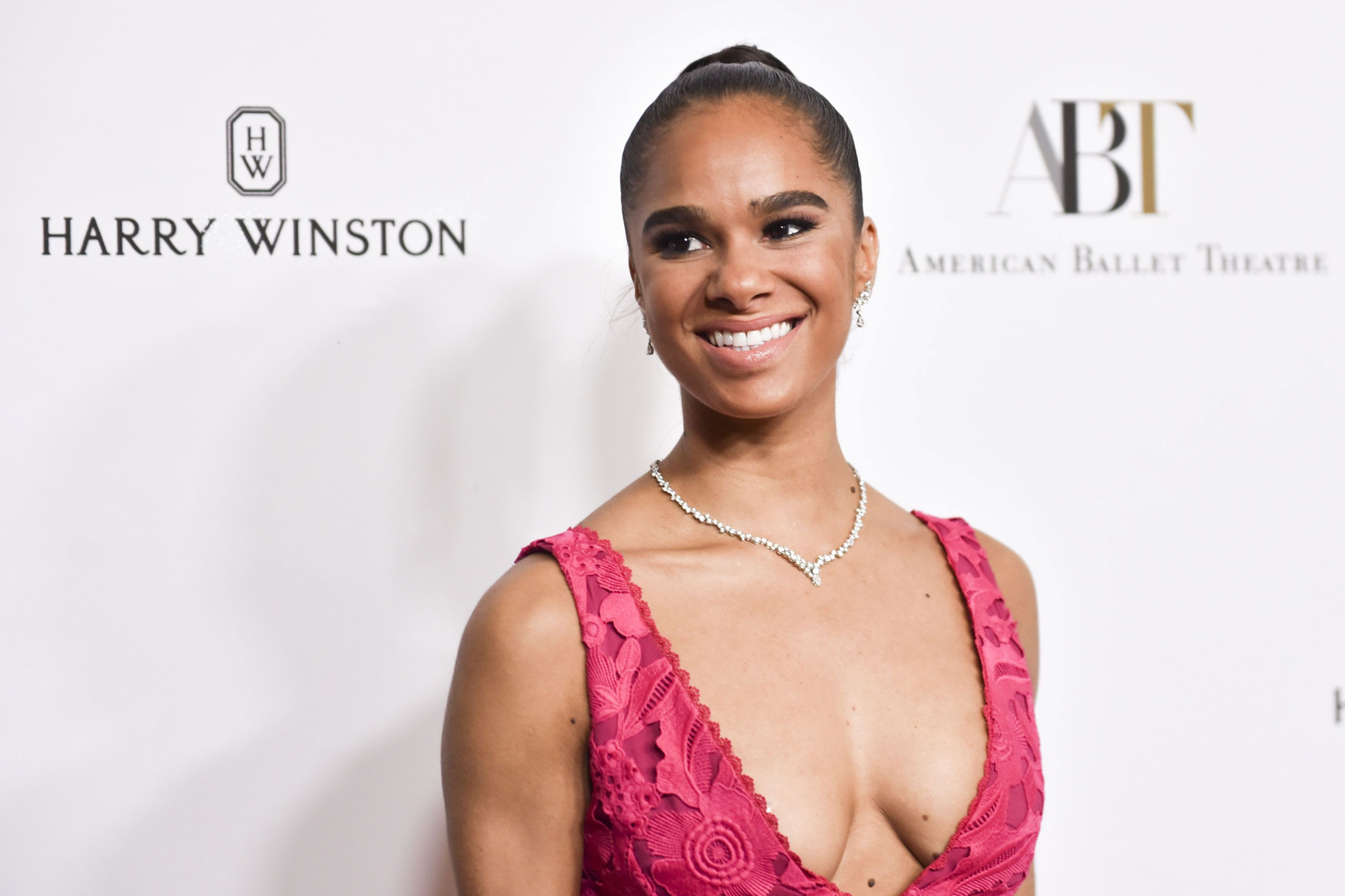 Misty copeland see through naked (14 photo), Feet Celebrites pictures