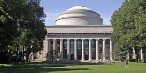 MIT Campus in Cambridge