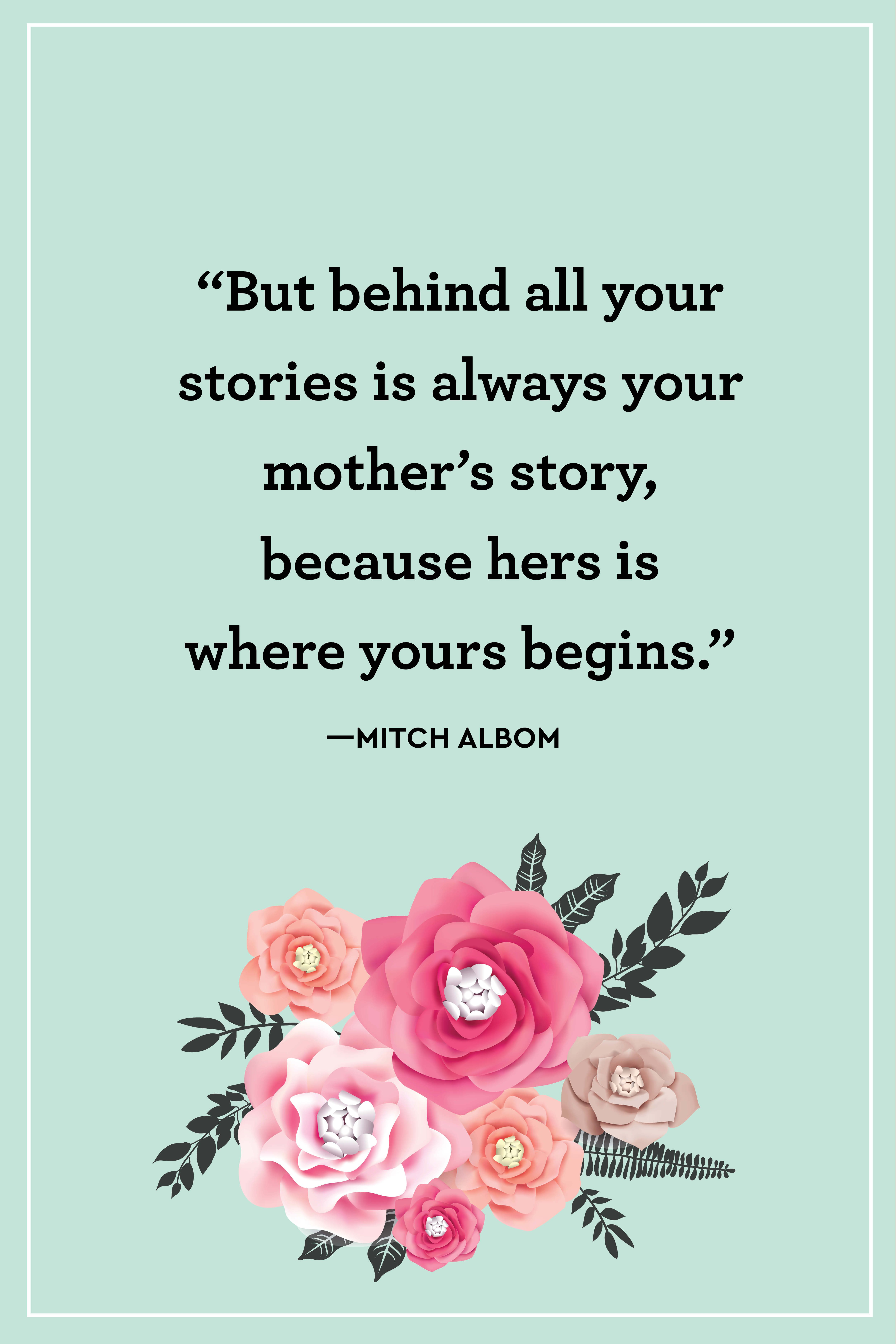 22 Happy Mothers Day Poems & Quotes - Verses for M