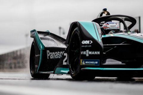 Formula E Tests Valencia